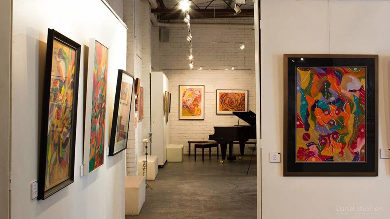 Lynn Jaanz Art Gallery